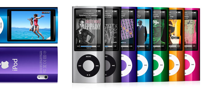 Apple iPod nano Плеєр